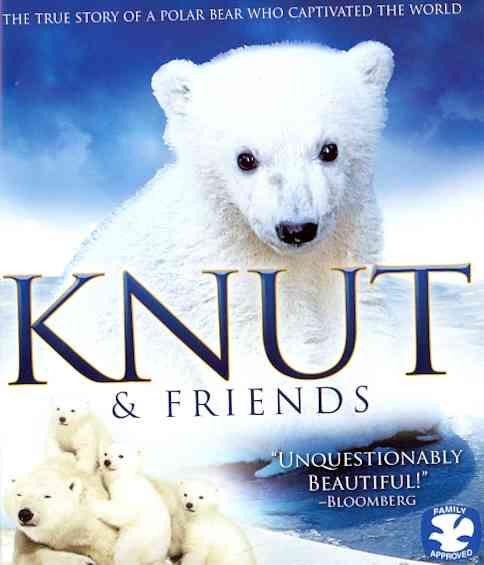 KNUT & FRIENDS BY MEYERS,ERIC (Blu-Ray)